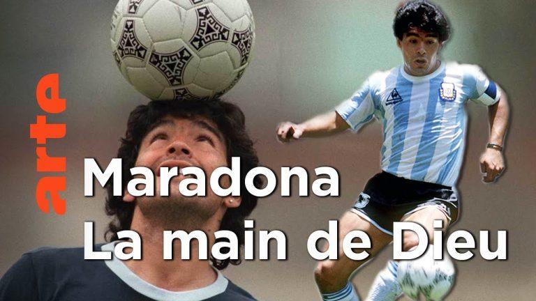 Diego Maradona, un gamin en or