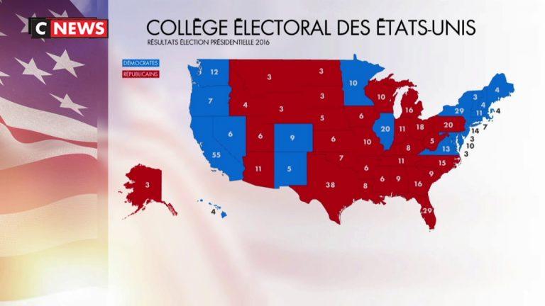 Election américaine : comment ça marche ?