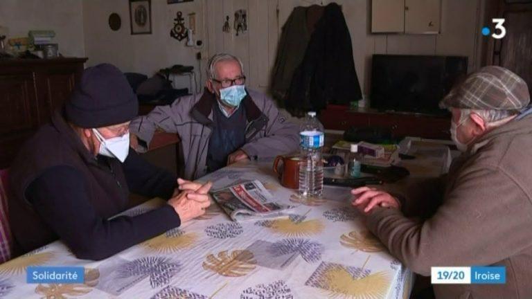Entraide plus, l'association qui aide les personnes agées isolées