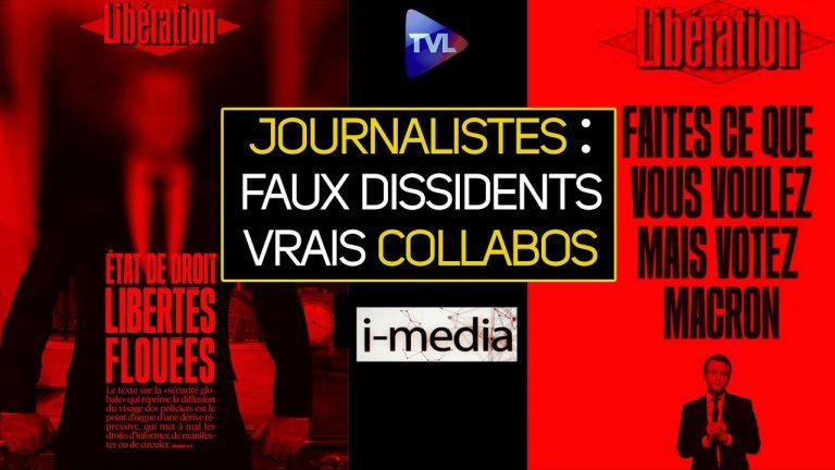 I-Média n°324 – Loi sécurité, clandestins : les journalistes faux dissidents, vrais collabos