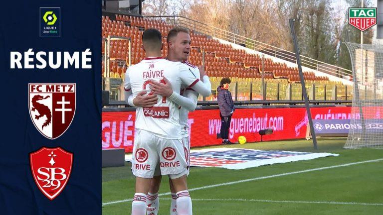 Football. Le Stade Brestois, seule satisfaction bretonne de la 12ème journée de Ligue 1