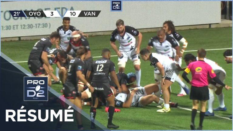 Rugby. Le RC Vannes réussit l'exploit à Oyonnax (20-30)