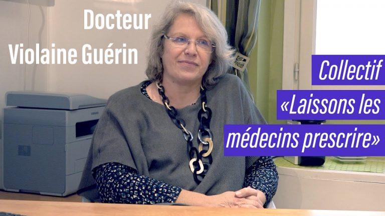 Interview du Dr Violaine Guérin : covid-19, hydroxychloroquine, « Laissons les médecins prescrire »