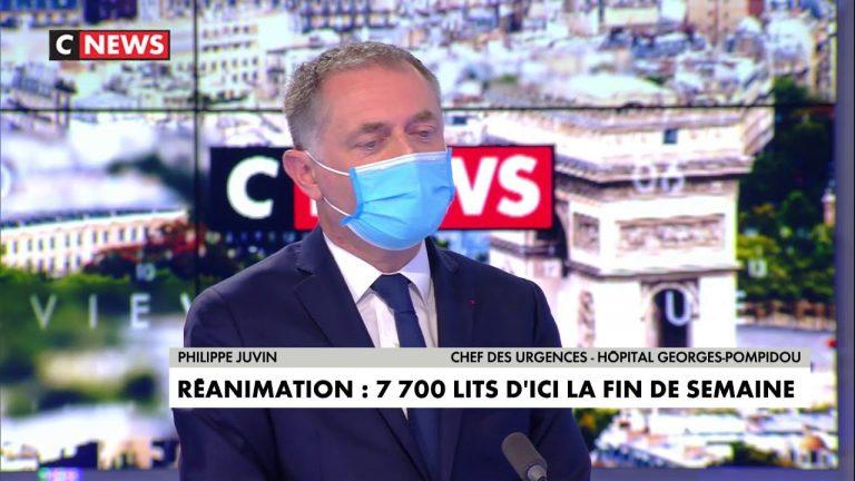 Philippe Juvin : « Il y a un effondrement des diagnostics de nouvelles maladies graves »
