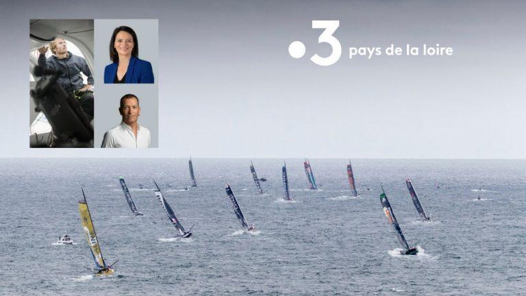 Vendée Globe 2020. Le départ a été donné avec 33 skippers en lice pour un tour du monde