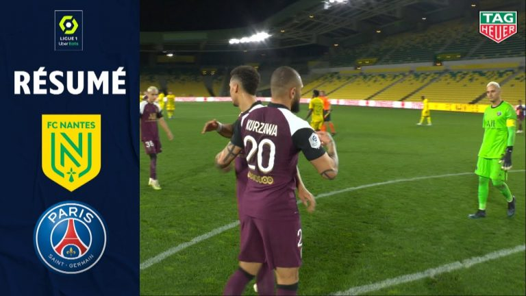 Ligue 1. Le Stade Rennais remporte le derby face à Brest, nul de Lorient et défaite du FC Nantes face au PSG