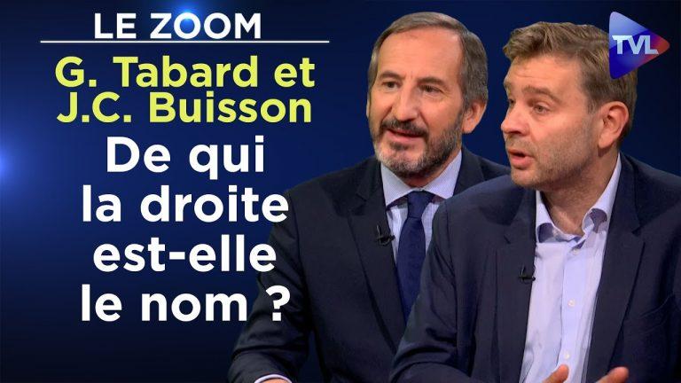 De qui la droite est-elle le nom ? Par Guillaume Tabard et Jean-Christophe Buisson