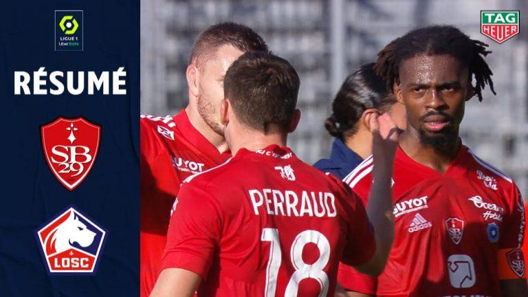 Football. Le FC Nantes s'offre Lorient et le derby breton, le Stade Brestois bat Lille, le Stade Rennais chute face au PSG