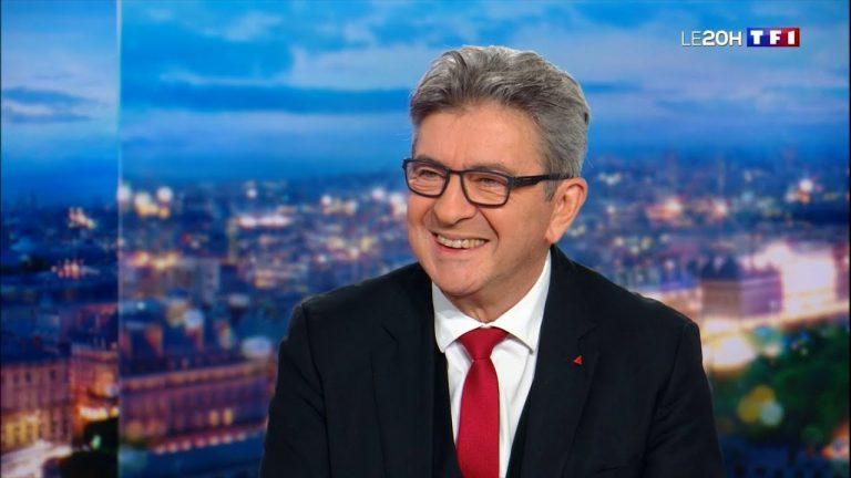 Jean-Luc Mélenchon : « Je propose ma candidature à l'élection présidentielle 2022 »