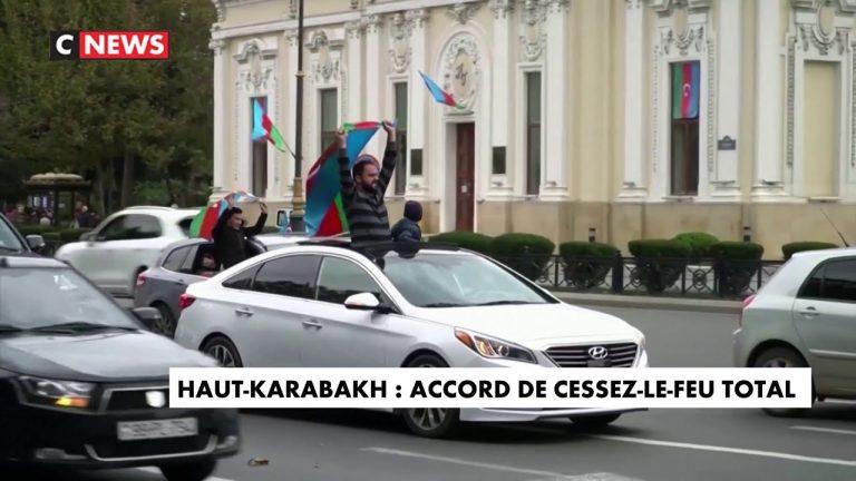 Haut-Karabakh : accord de cessez-le-feu total, colère des Arméniens
