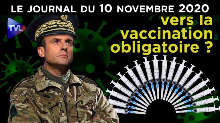 Covid 19 confinés, masqués et bientôt vaccinés ! JT TVL du mardi 10 novembre 2020