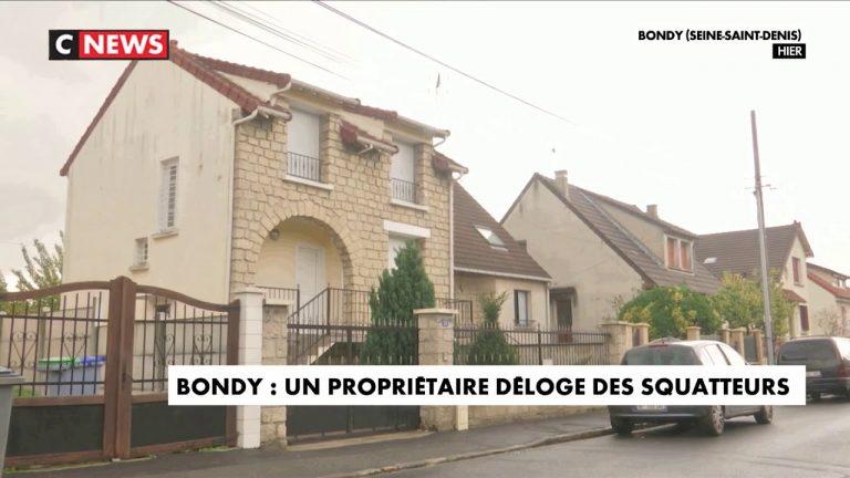 Bondy : un propriétaire déloge des squatteurs de chez lui – il est placé en garde à vue
