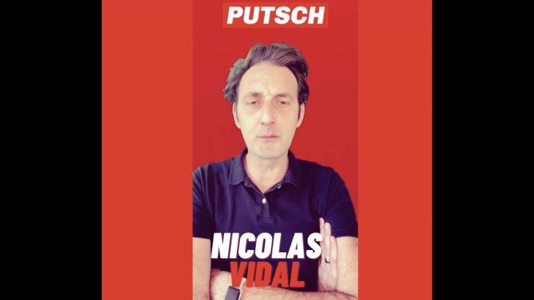Nicolas Vidal : « Ils sont en train d'assassiner la France périphérique qui pourrait ne pas se laisser faire »