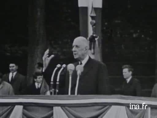 Discours de De Gaulle à Quimper en 1969: coulisses d'un ratage historique