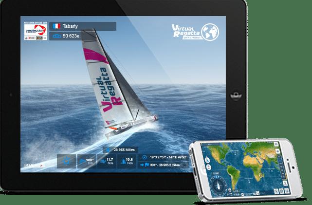 Virtual Regatta Academy : Le Vendée Globe pour faire des maths et de la géo ? C'est possible avec Virtual Regatta !