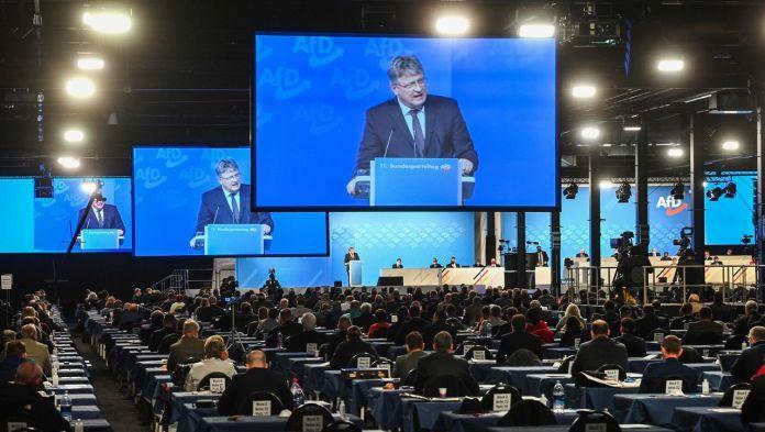 Allemagne. Recul de l'AfD lors de deux élections régionales : Jürgen Elsässer estime que le seul espoir réside dans la résistance extraparlementaire.