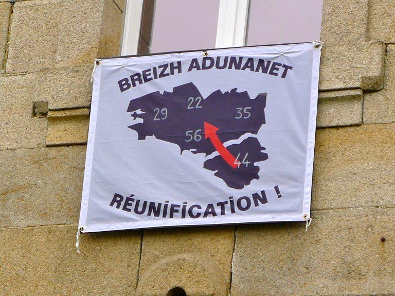 Réunification de la Bretagne. Un référendum ou un nouvel appeau pour le peuple breton ?