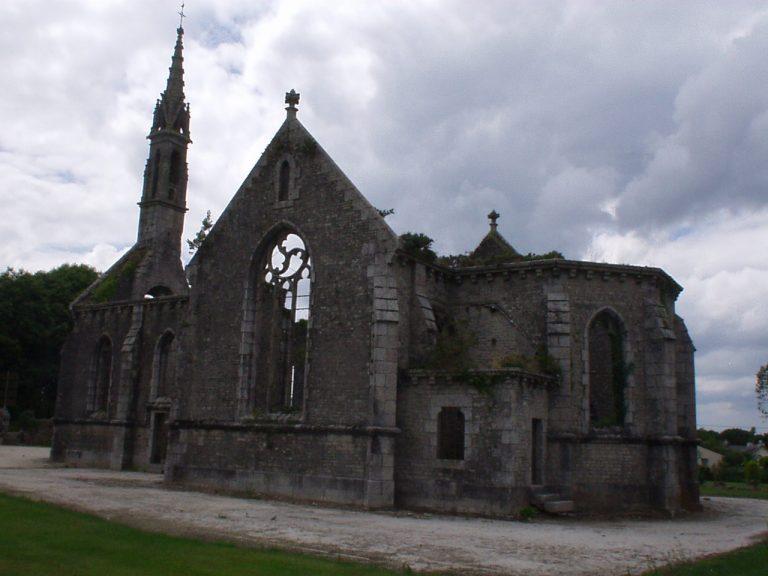 Botmeur, Lamballe, Yffiniac, Plouezec…En Basse-Bretagne on restaure aussi le patrimoine religieux