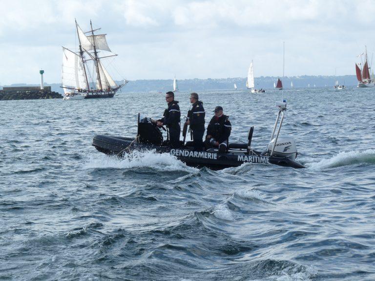 Vacances scolaires. Un renforcement des contrôles par la gendarmerie maritime sur la façade maritime Atlantique