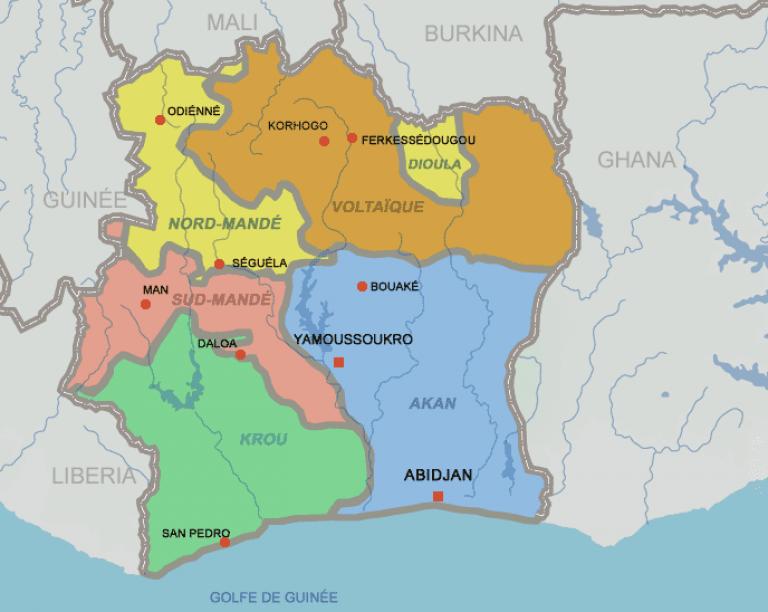 Côte d'Ivoire, une question d'abord ethnique. Le n°132 de l'Afrique réelle est sorti