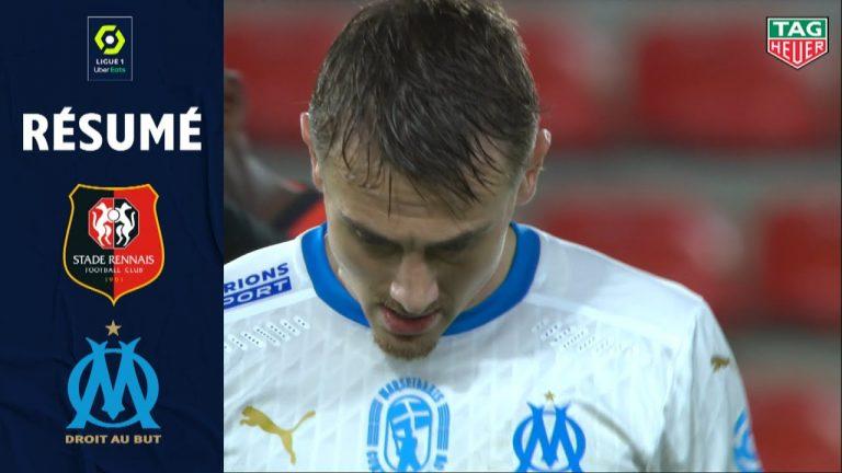 Ligue 1. Le FC Nantes et le FC Lorient s'enfoncent, le Stade Rennais bat l'OM, nul pour le Stade Brestois