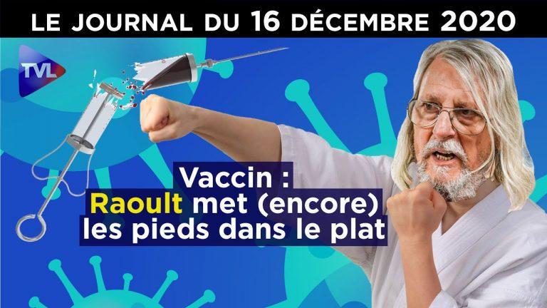 Covid-19. Vaccins, auto-confinement, le délire s'amplifie
