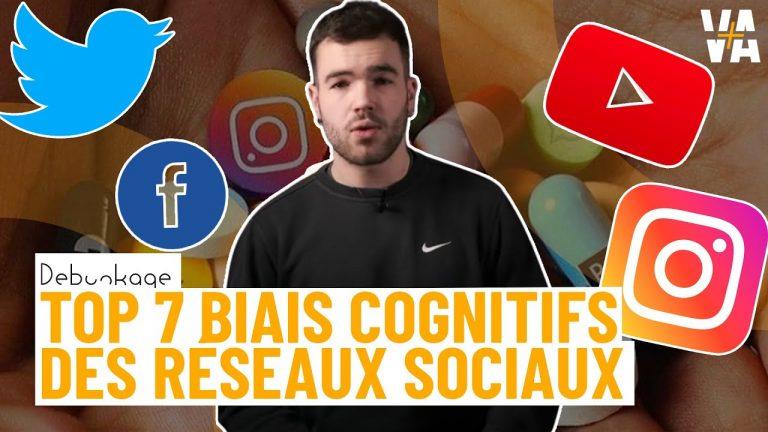 Top 7 des biais cognitifs sur les réseaux sociaux
