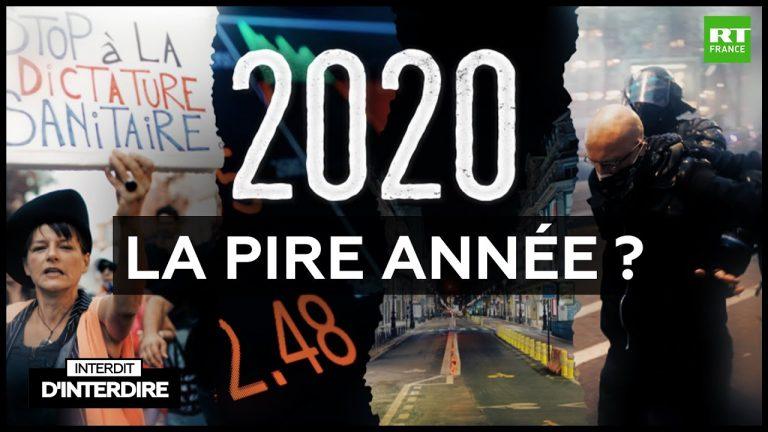 Interdit d'interdire – 2020, la pire année ?