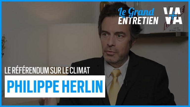 Philippe Herlin : « Il y a un consensus scientifique et médiatique mais pas de preuve sur le réchauffement climatique »
