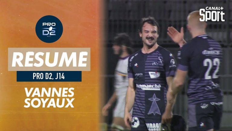 Rugby. Le RC Vannes s'offre Soyaux-Angoulême avant Noël (36-13)