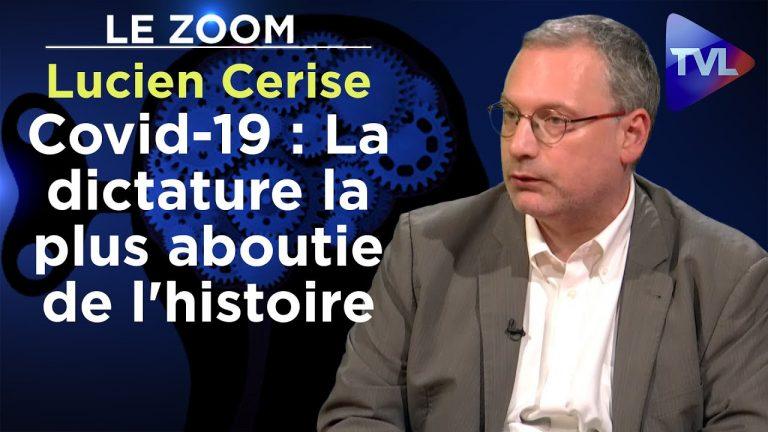 Lucien Cerise : « Les mondialistes préparent un massacre pour 2021 »