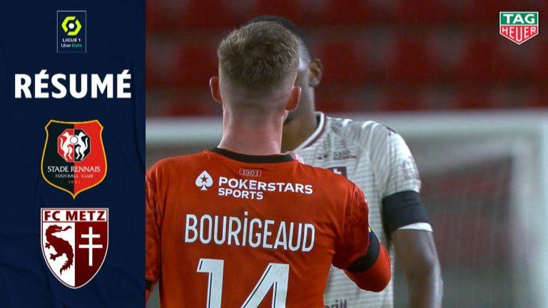 Ligue 1. Le Stade Rennais l'emporte, défaites de Brest et Nantes, nul de Lorient