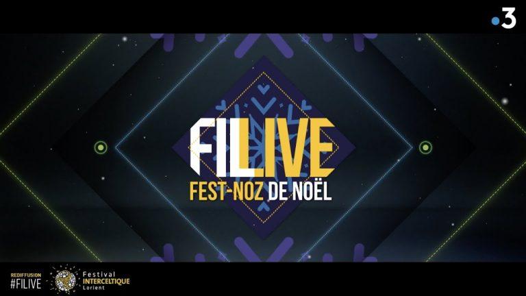 Revoir le Fest-noz de Noël – Festival Interceltique de Lorient 2020