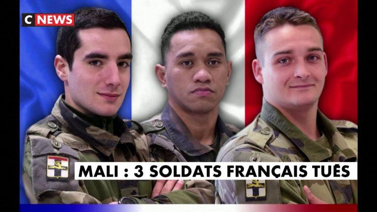 Mali : 3 soldats français tués