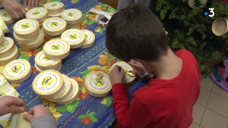 Le concours international de Lyon donne l'or à un camembert breton