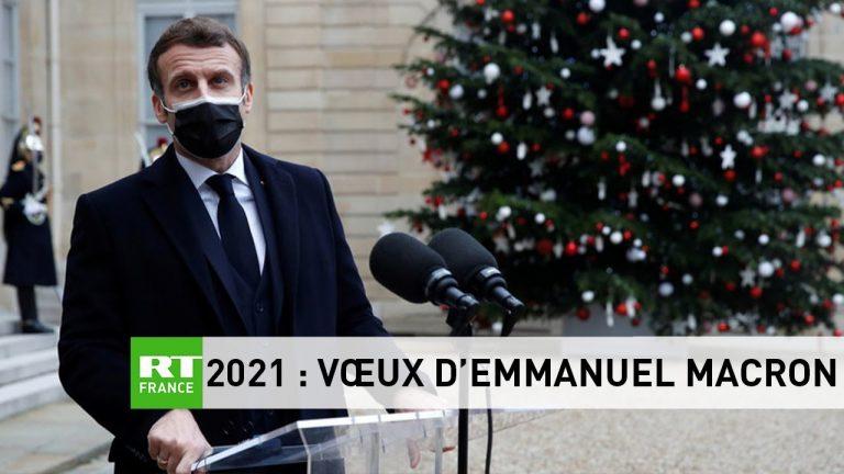 Vœux d'Emmanuel Macron : «Il invente un récit qui n'a rien à voir avec notre réalité»