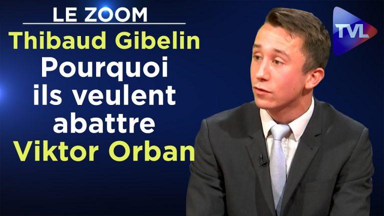 Pourquoi ils veulent abattre Viktor Orban, par Thibaud Gibelin