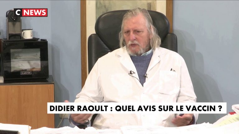 Didier Raoult : «Si on s'amusait à faire ce vaccin obligatoire, vous auriez une révolution»