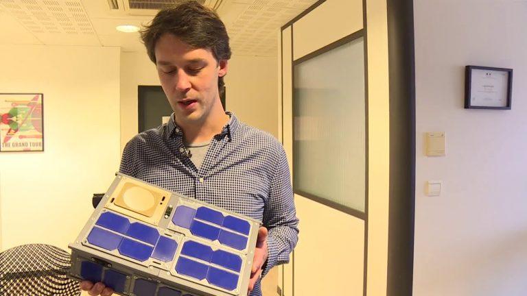 Unseenlabs : des Rennais à la conquête de l'espace