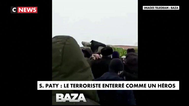 Tchétchénie : l'islamiste bourreau de Samuel Paty enterré en héros