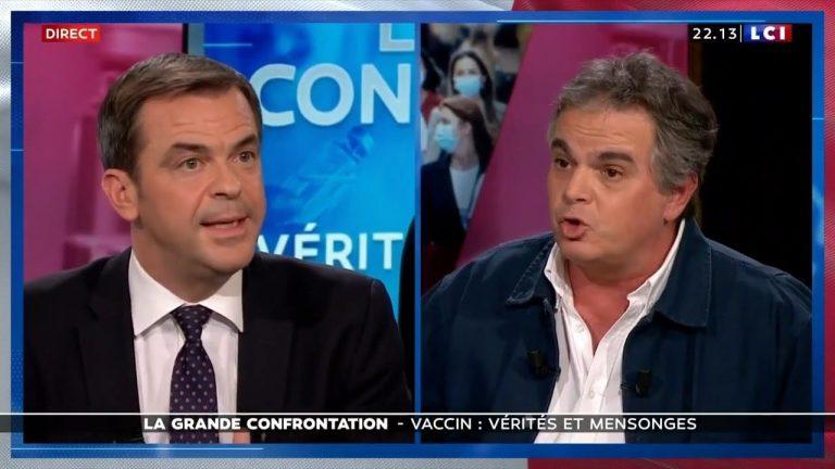 Olivier Véran face à Alexandre Jardin sur la gestion de la Covid-19 et la gouvernance par la peur