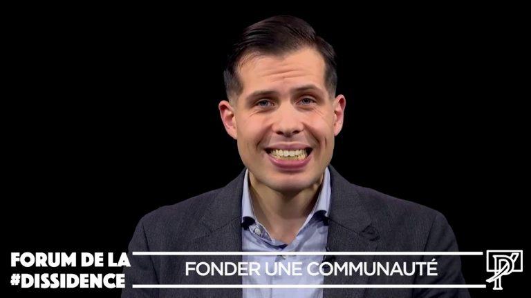 Face au déracinement, fonder une communauté, par Victor Aubert