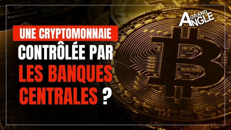 Vers une cryptomonnaie contrôlée par les banques centrales ?