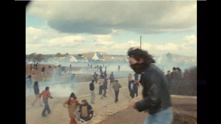 Plogoff, des pierres contre des fusils. Sortie d'un coffret DVD / Livre