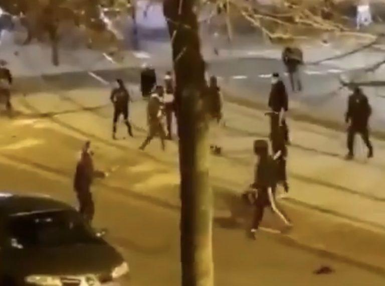 Nantes (Rezé). Armé d'une machette un homme souhaitant récupérer la moto de son fils agressé et laissé pour mort par une bande