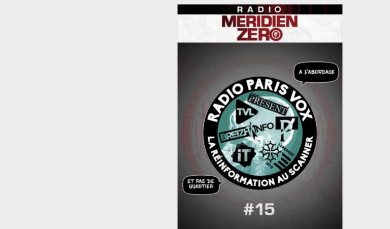 """Radio Paris Vox #15 :: """"Réinfo ?"""""""