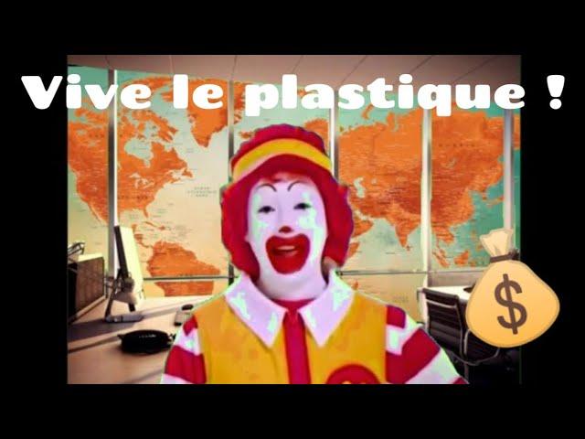 Plastique, l'overdose (les dessous de l'oligarchie)