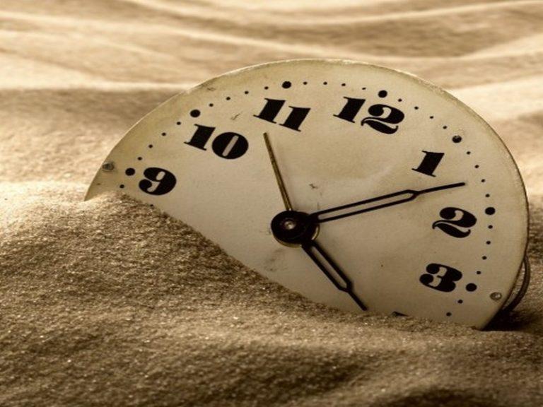A la recherche du temps perdu