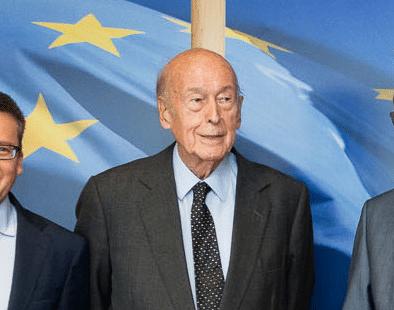 Valéry Giscard d'Estaing, président du déclin