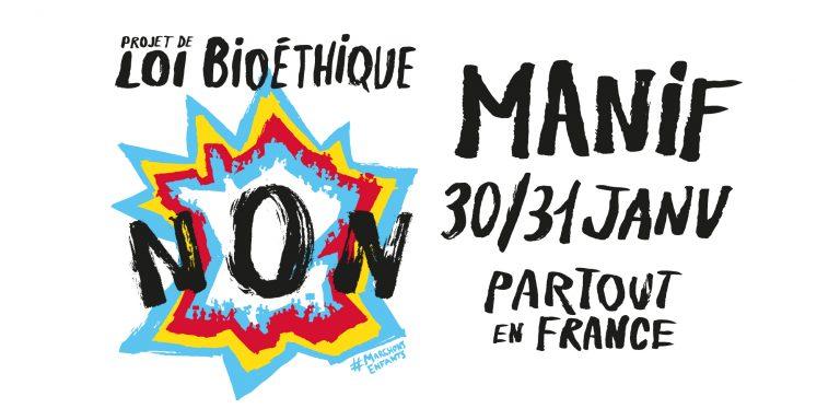 Marchons enfants. Contre la PMA sans père et la GPA, des manifestations ce week-end en Bretagne